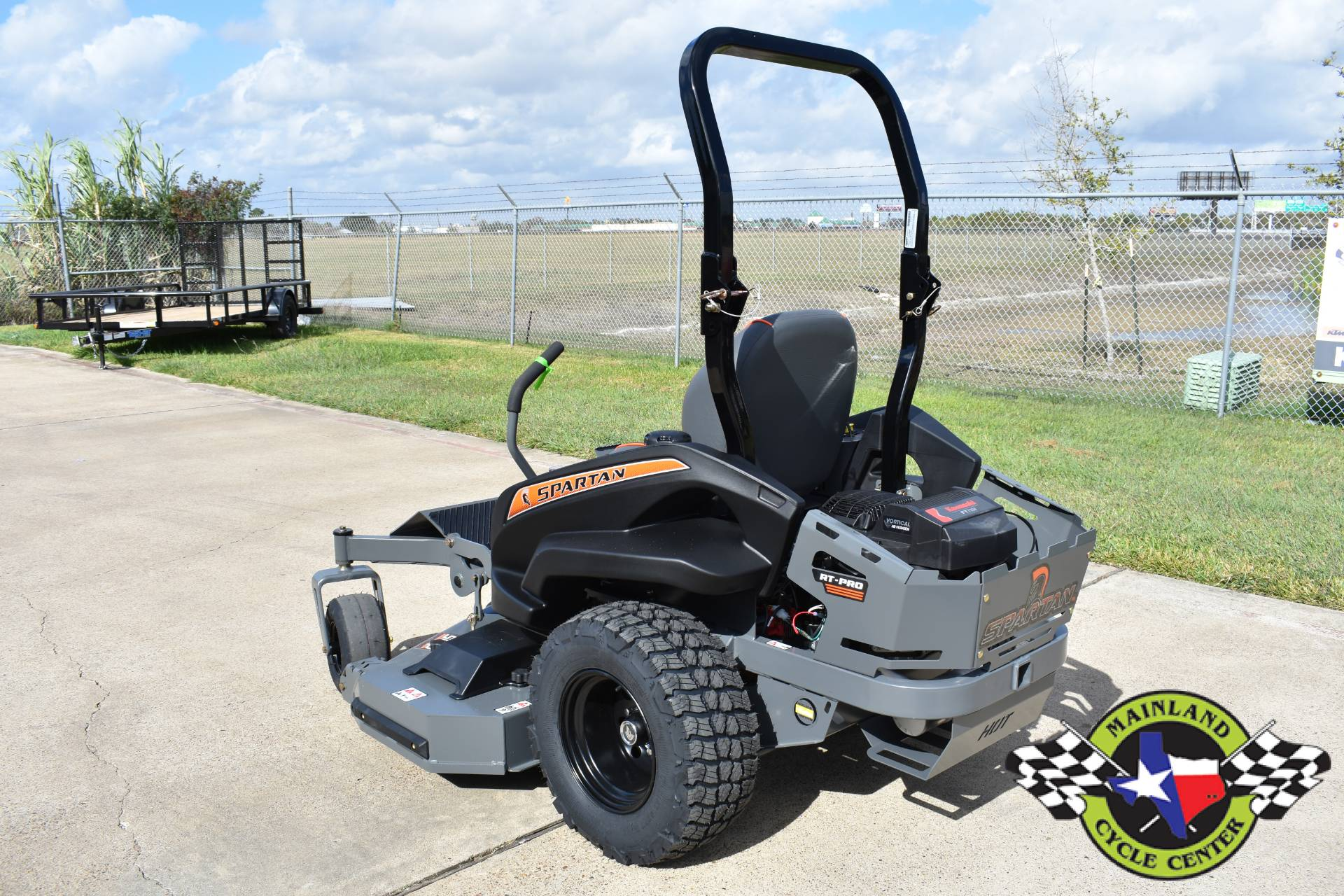 2021 Spartan Mowers RT Pro 54 in. Kawasaki FS730 24 hp in La Marque, Texas - Photo 5