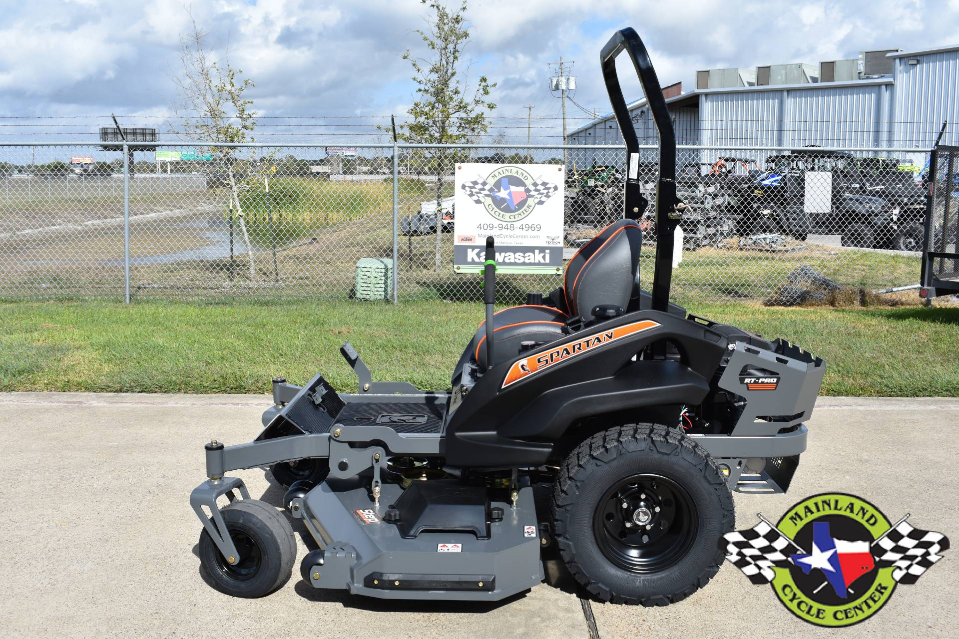 2021 Spartan Mowers RT-Pro 54 in. Kawasaki FT730 24 hp in La Marque, Texas - Photo 6