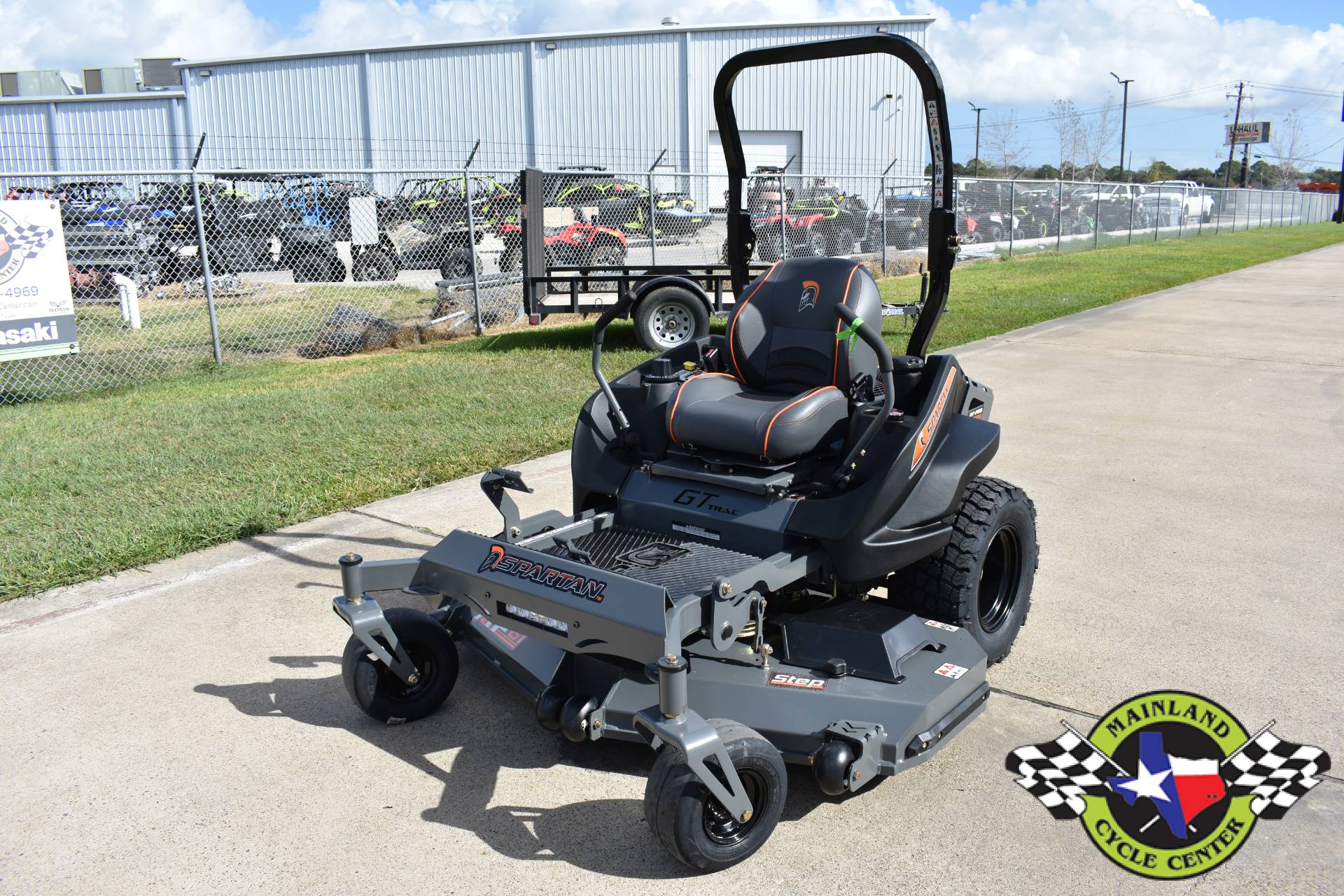 2021 Spartan Mowers RT Pro 54 in. Kawasaki FS730 24 hp in La Marque, Texas - Photo 7