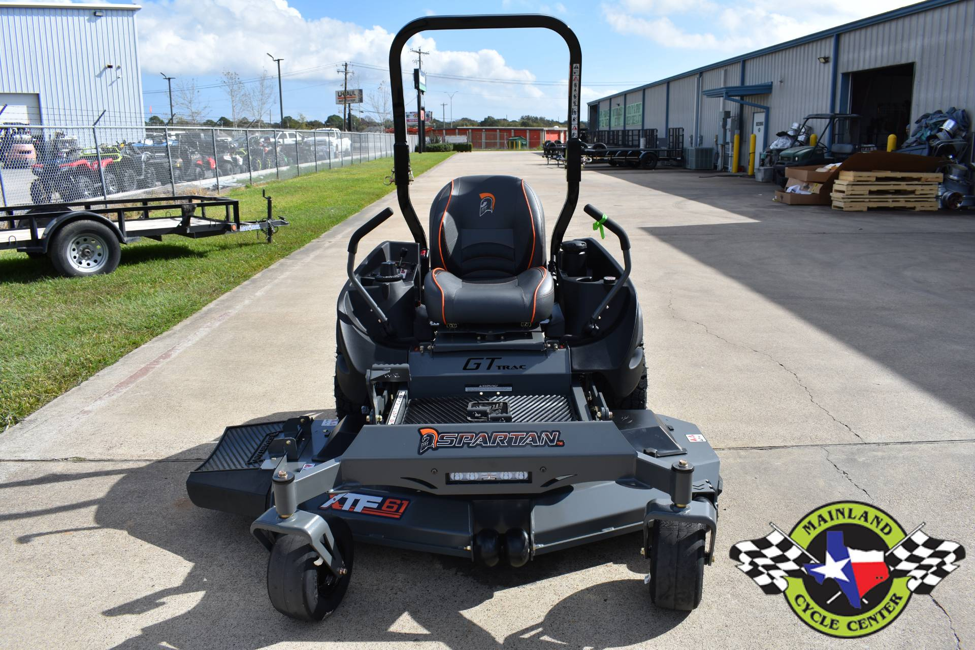 2021 Spartan Mowers RT Pro 54 in. Kawasaki FS730 24 hp in La Marque, Texas - Photo 8