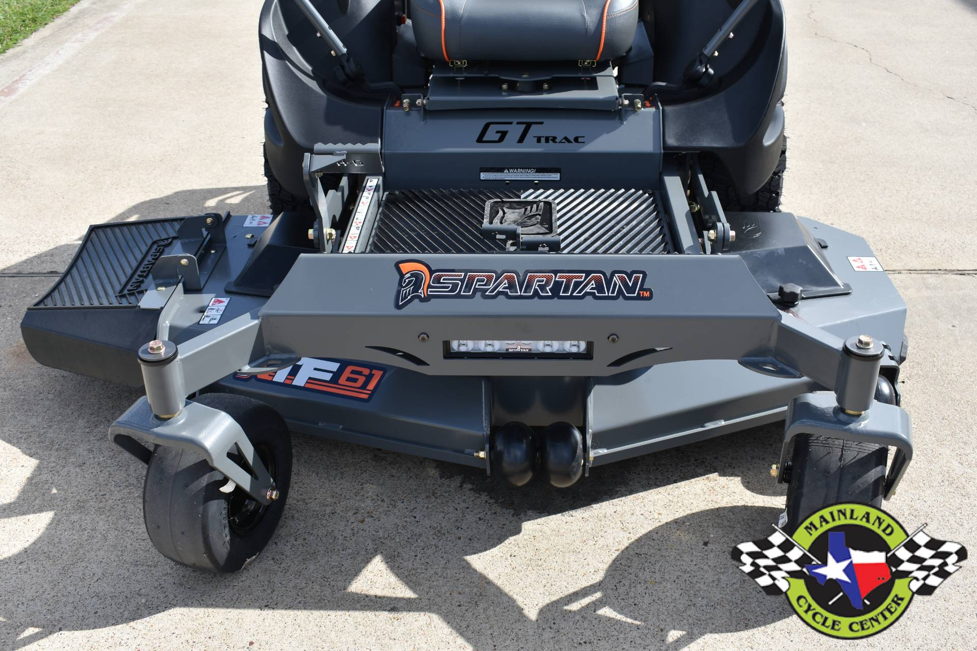 2021 Spartan Mowers RT-Pro 54 in. Kawasaki FT730 24 hp in La Marque, Texas - Photo 9