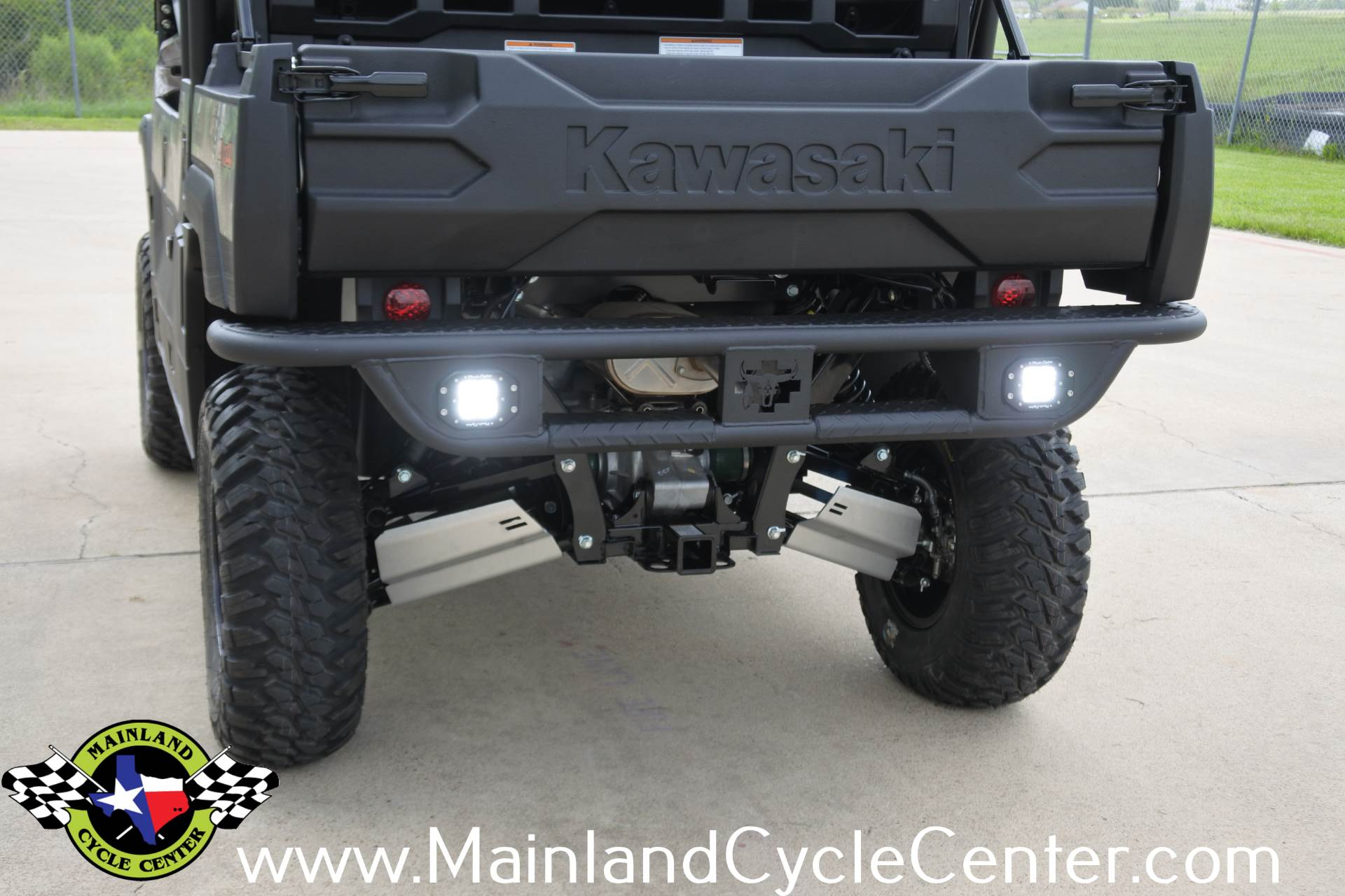 2017 Kawasaki Mule PRO-FXT EPS Camo in La Marque, Texas - Photo 18