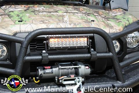 2017 Kawasaki Mule PRO-FXT EPS Camo in La Marque, Texas - Photo 36
