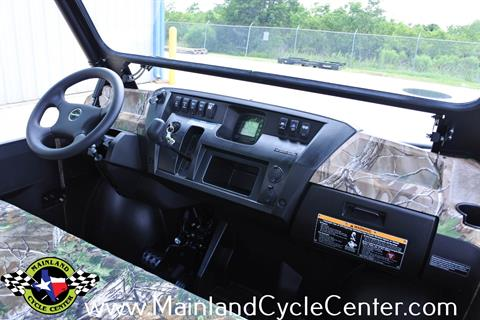 2017 Kawasaki Mule PRO-FXT EPS Camo in La Marque, Texas - Photo 30