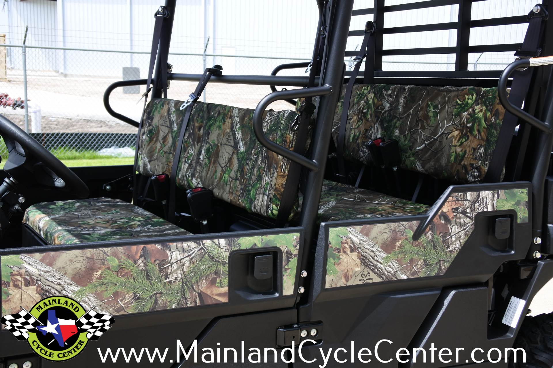 2017 Kawasaki Mule PRO-FXT EPS Camo in La Marque, Texas - Photo 29