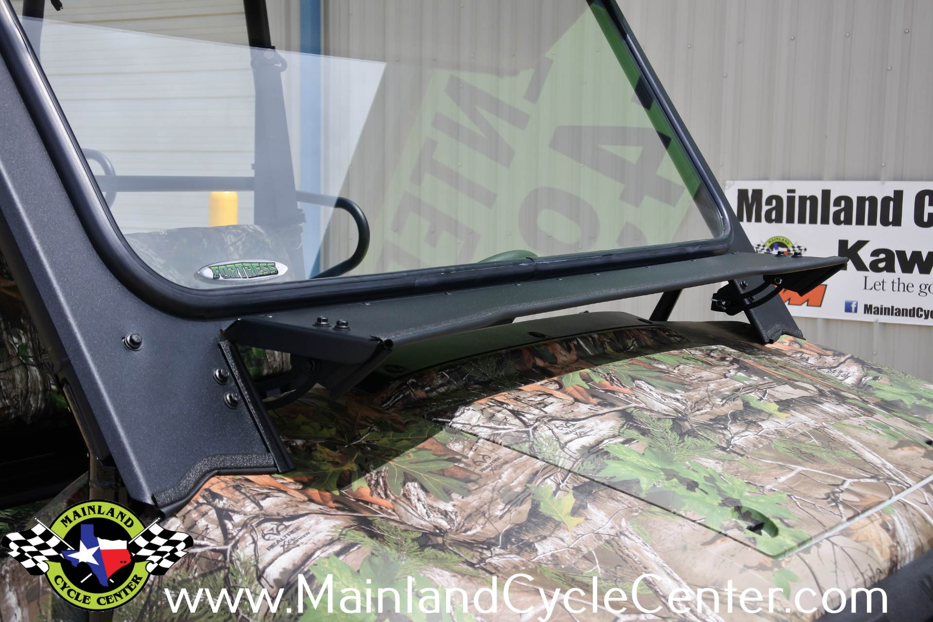 2017 Kawasaki Mule PRO-FXT EPS Camo in La Marque, Texas - Photo 15
