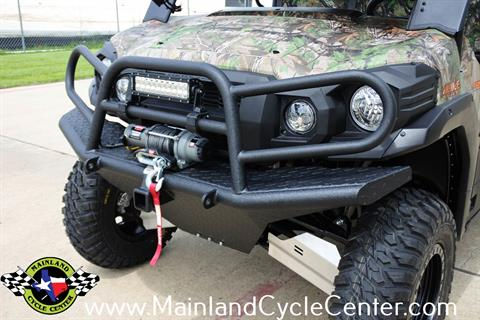 2017 Kawasaki Mule PRO-FXT EPS Camo in La Marque, Texas - Photo 11