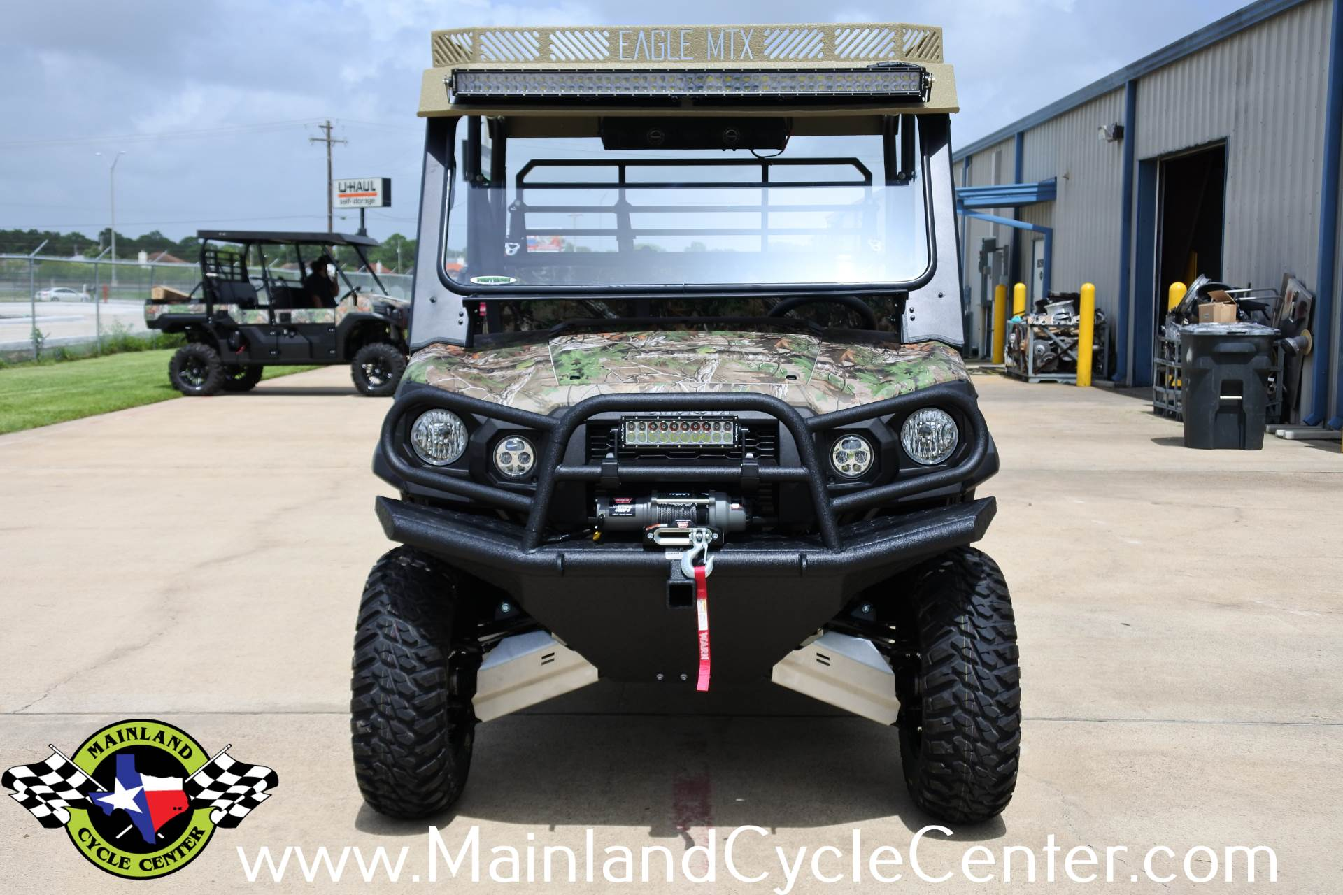 2017 Kawasaki Mule PRO-FXT EPS Camo in La Marque, Texas - Photo 10