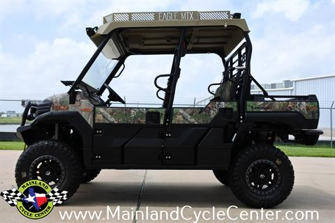 2017 Kawasaki Mule PRO-FXT EPS Camo in La Marque, Texas - Photo 5