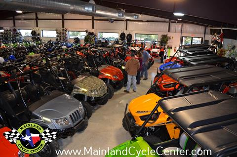 2017 Kawasaki Mule PRO-FXT EPS Camo in La Marque, Texas - Photo 42