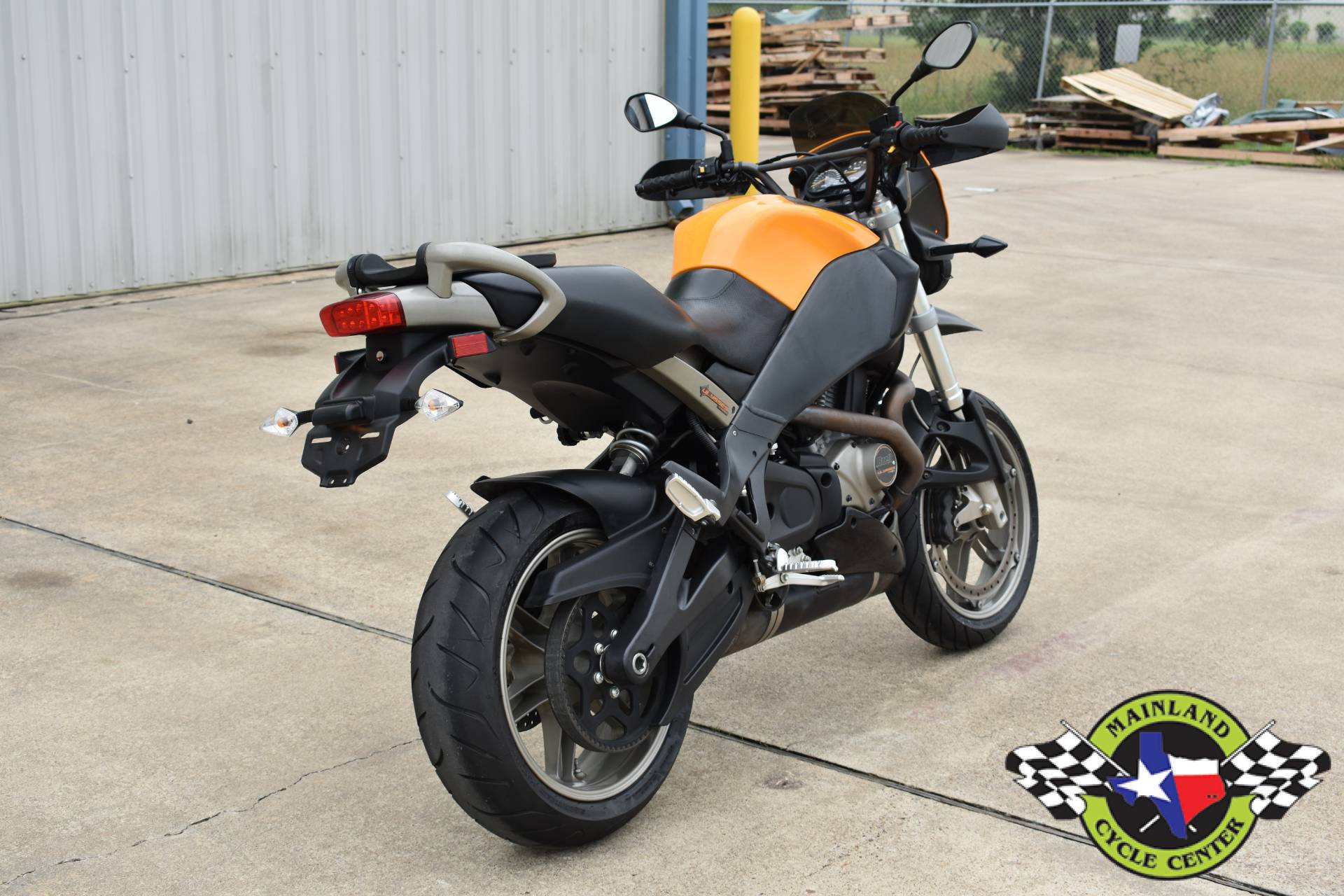 2006 Buell Ulysses™ XB12X in La Marque, Texas - Photo 4