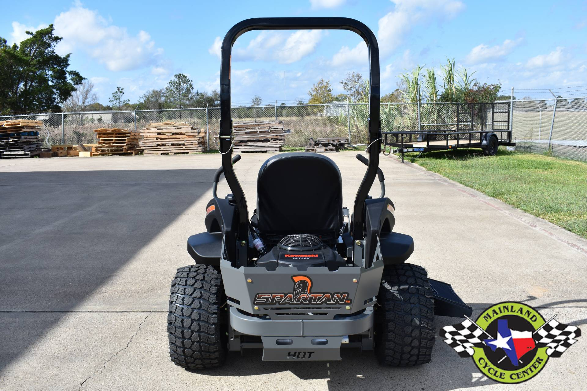 2021 Spartan Mowers RZ-HD 61 in. Kawasaki FR730V 24 hp in La Marque, Texas - Photo 1