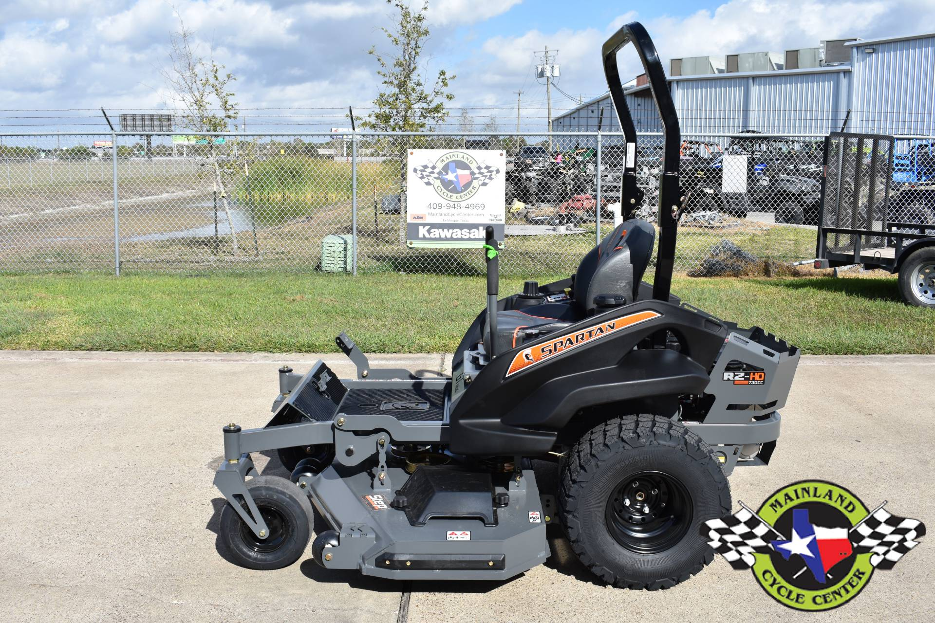2021 Spartan Mowers RZ-HD 61 in. Kawasaki FR730V 24 hp in La Marque, Texas - Photo 2