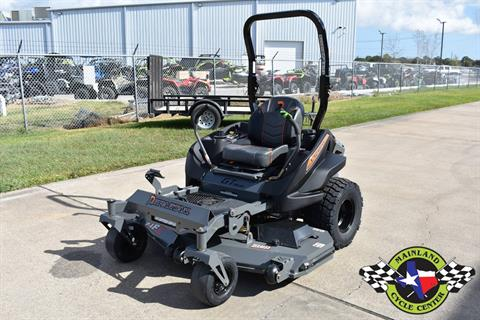 2021 Spartan Mowers RZ-HD 61 in. Kawasaki FR730V 24 hp in La Marque, Texas - Photo 3