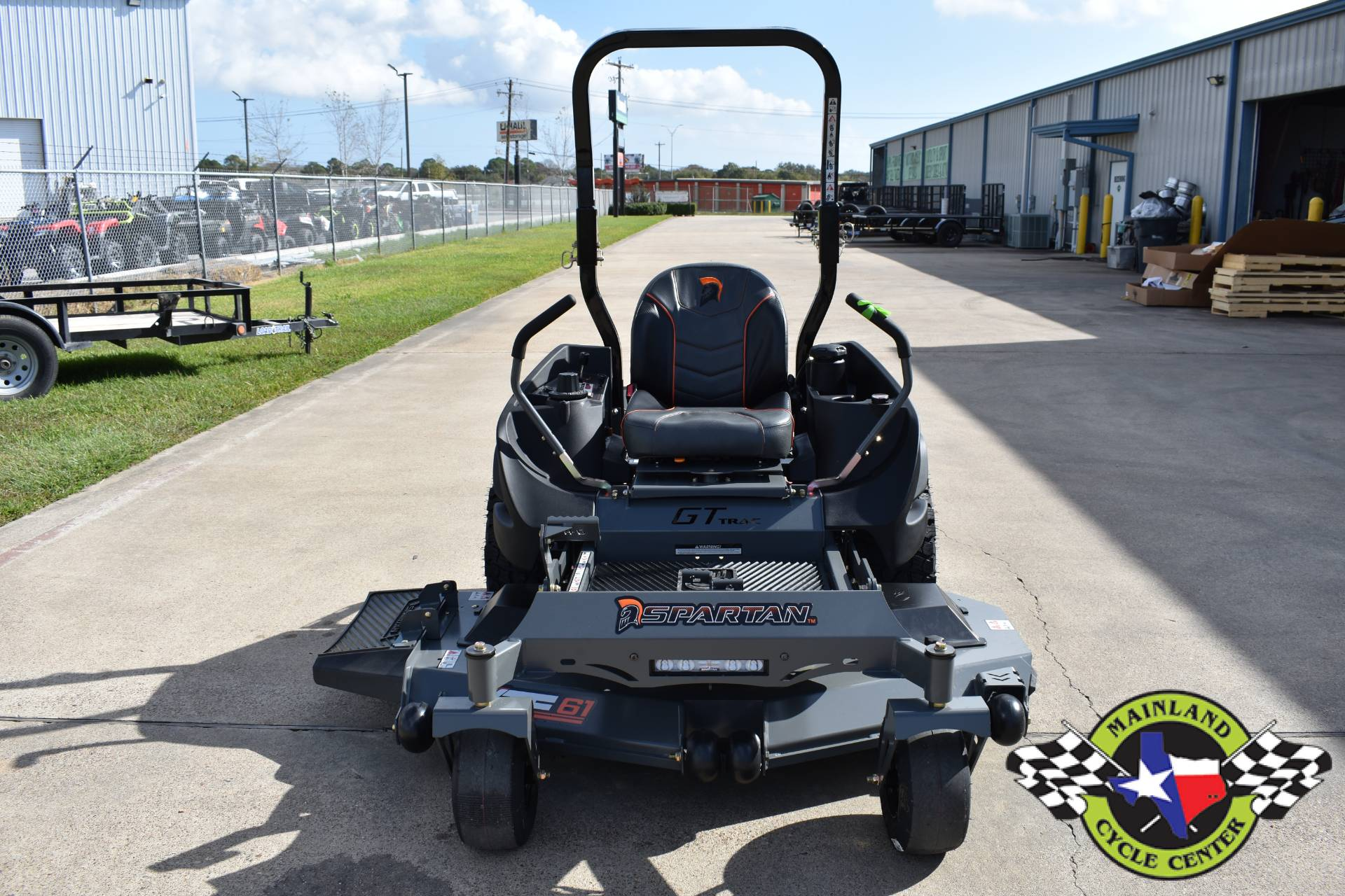 2021 Spartan Mowers RZ-HD 61 in. Kawasaki FR730V 24 hp in La Marque, Texas - Photo 4