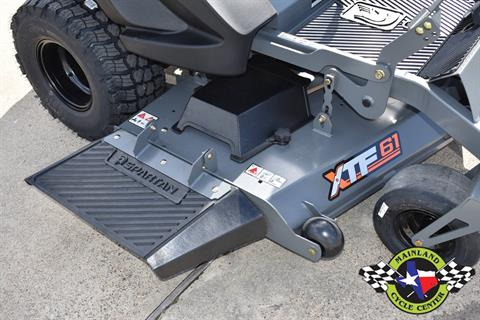 2021 Spartan Mowers RZ-HD 61 in. Kawasaki FR730V 24 hp in La Marque, Texas - Photo 7