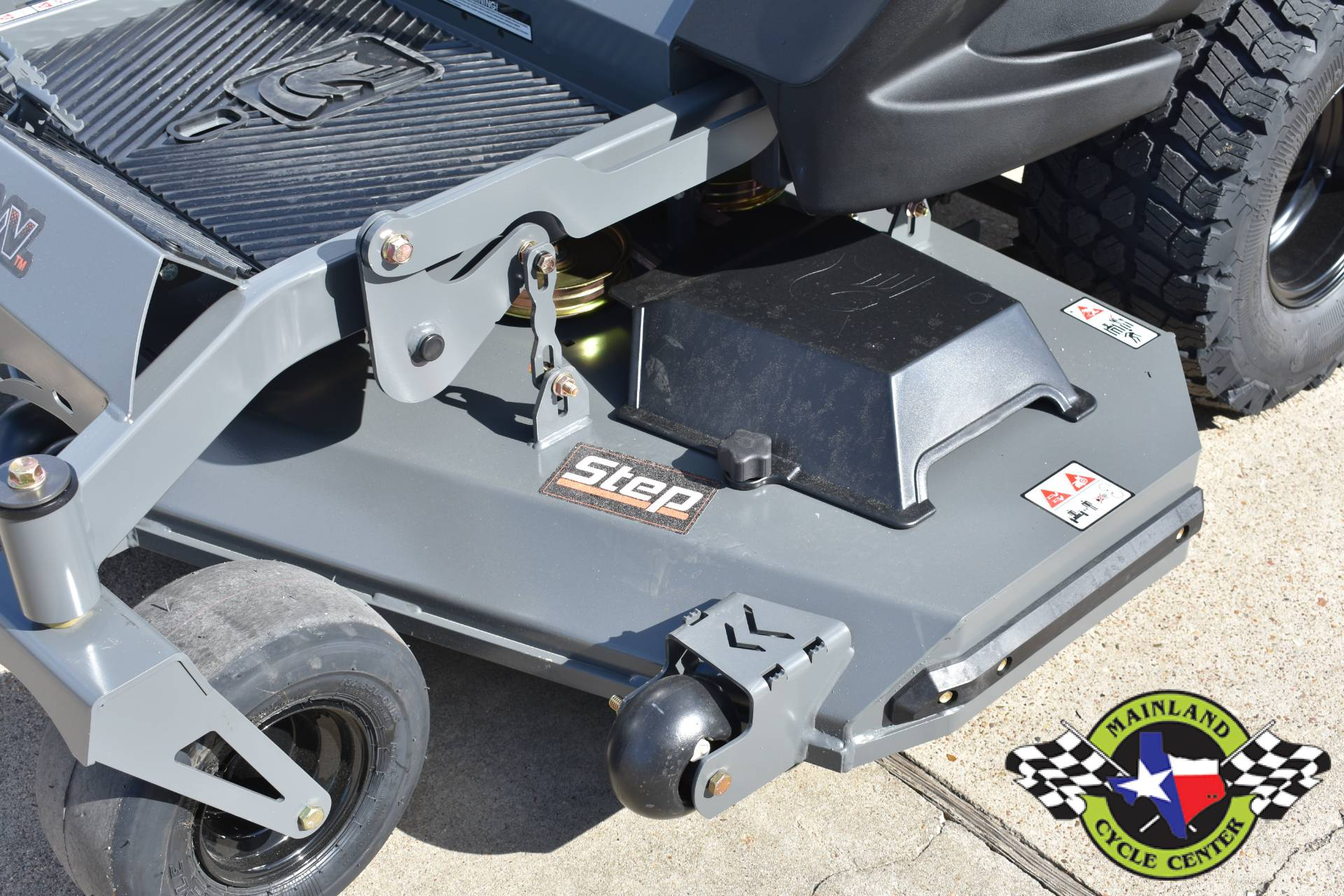 2021 Spartan Mowers RZ-HD 61 in. Kawasaki FR730V 24 hp in La Marque, Texas - Photo 8