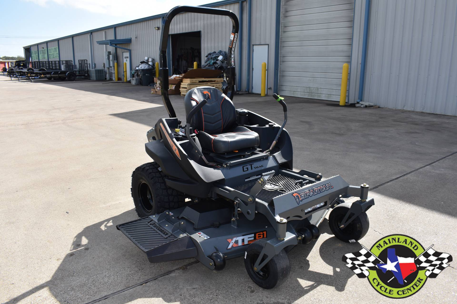 2021 Spartan Mowers RZ-HD 61 in. Kawasaki FR730V 24 hp in La Marque, Texas - Photo 18