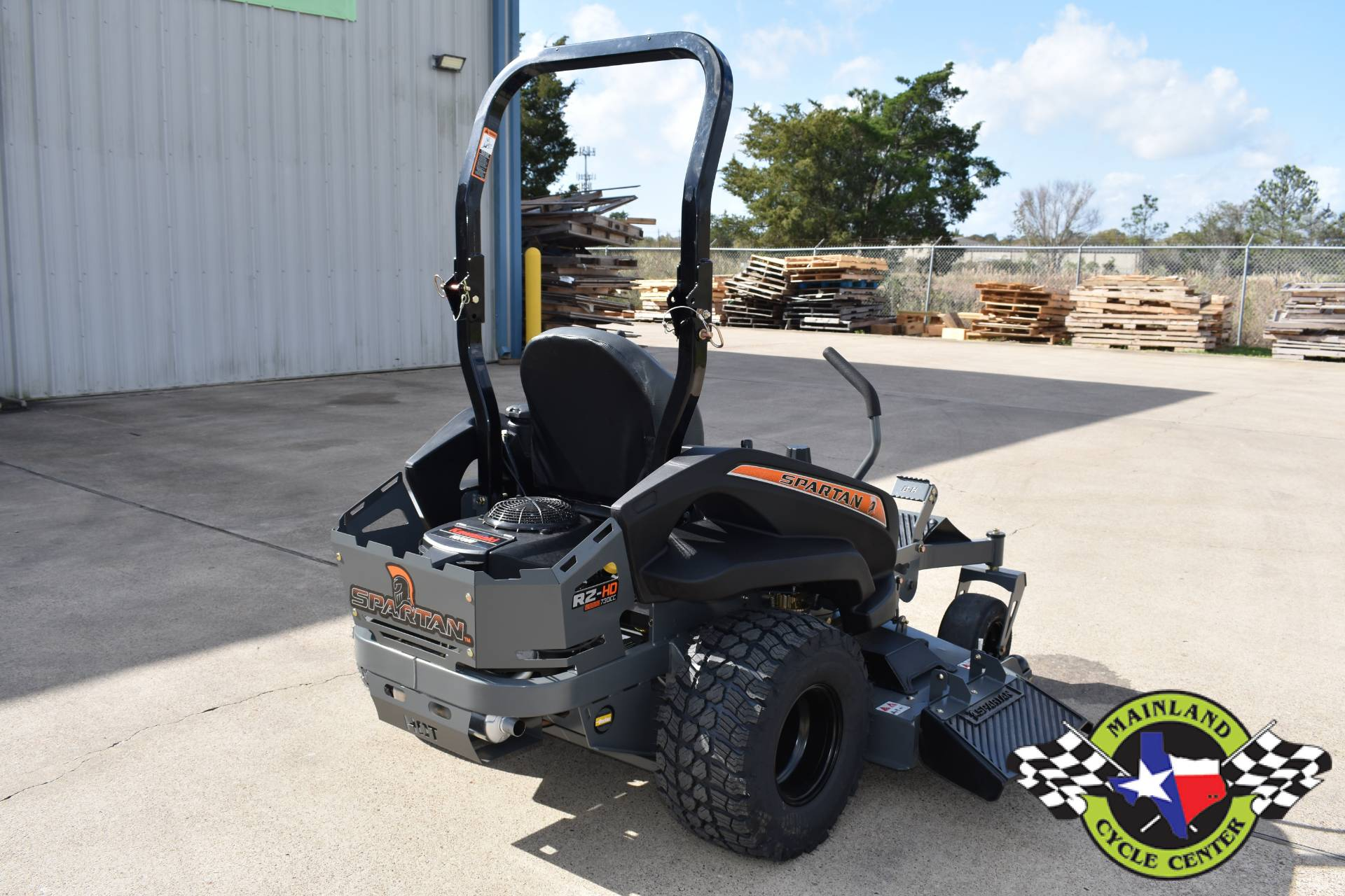2021 Spartan Mowers RZ-HD 61 in. Kawasaki FR730V 24 hp in La Marque, Texas - Photo 20