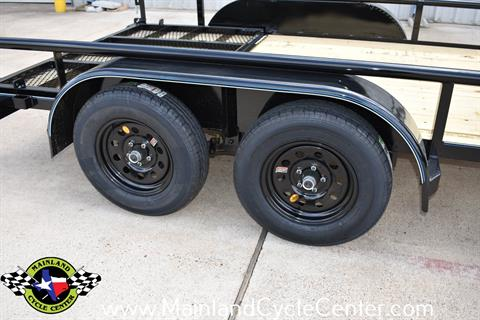 2019 Top Hat Industries 12 X 77 EP Pipe Top Tandem Axle in La Marque, Texas - Photo 16