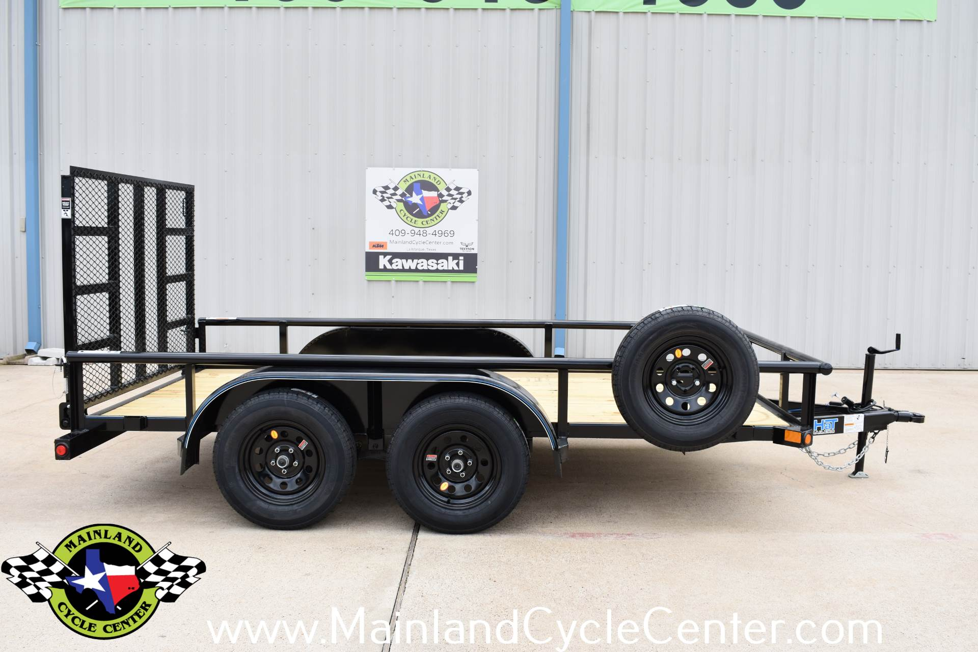 2019 Top Hat Industries 12 X 77 EP Pipe Top Tandem Axle in La Marque, Texas - Photo 1