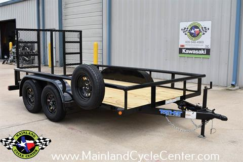 2019 Top Hat Industries 12 X 77 EP Pipe Top Tandem Axle in La Marque, Texas - Photo 2