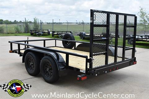 2019 Top Hat Industries 12 X 77 EP Pipe Top Tandem Axle in La Marque, Texas - Photo 5