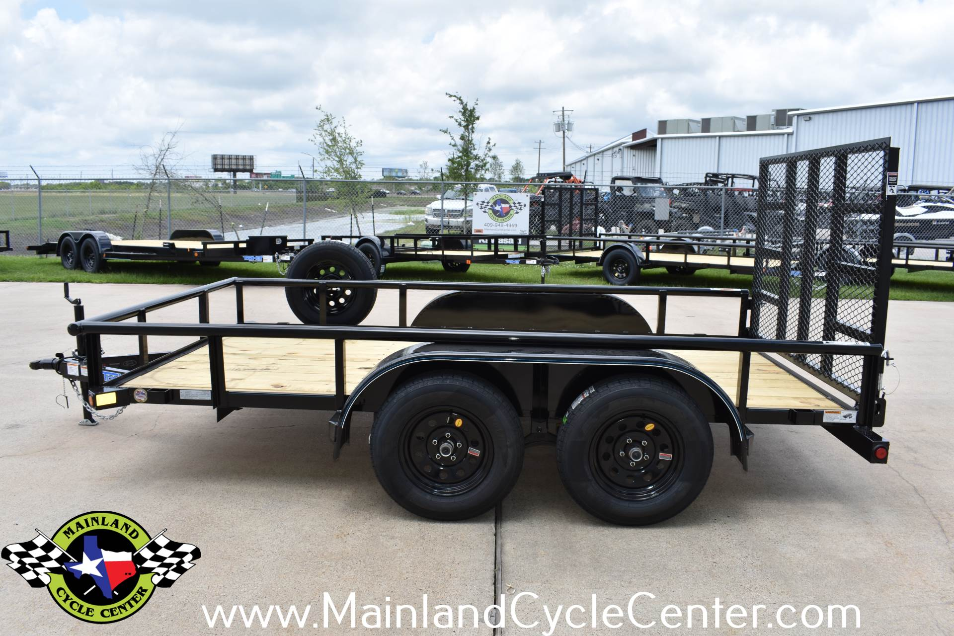 2019 Top Hat Industries 12 X 77 EP Pipe Top Tandem Axle in La Marque, Texas - Photo 6
