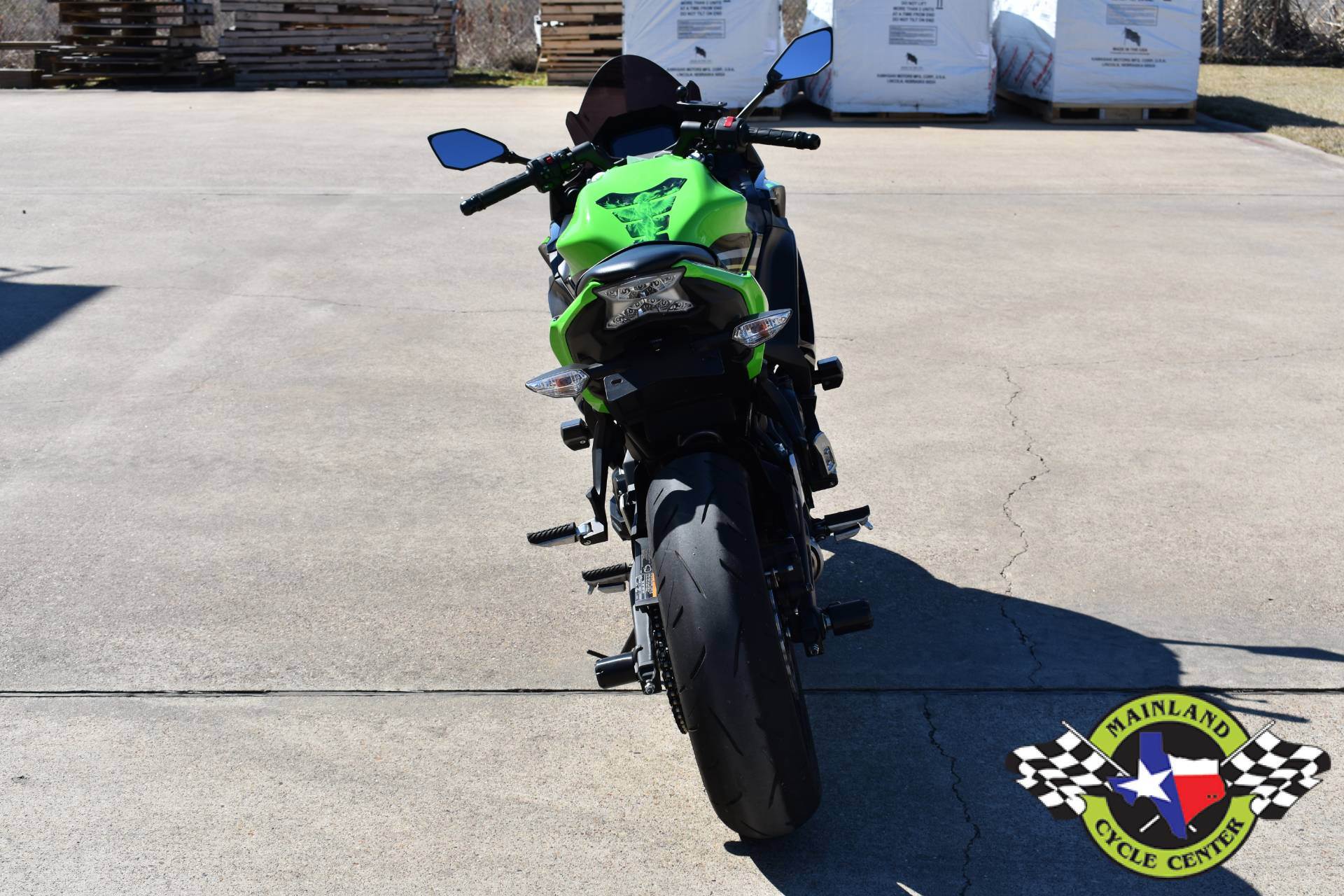 2020 Kawasaki Ninja 650 ABS KRT Edition in La Marque, Texas - Photo 8