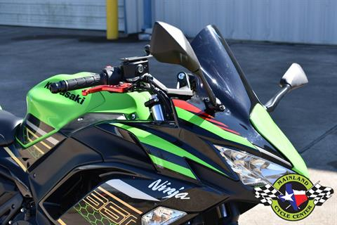 2020 Kawasaki Ninja 650 ABS KRT Edition in La Marque, Texas - Photo 10