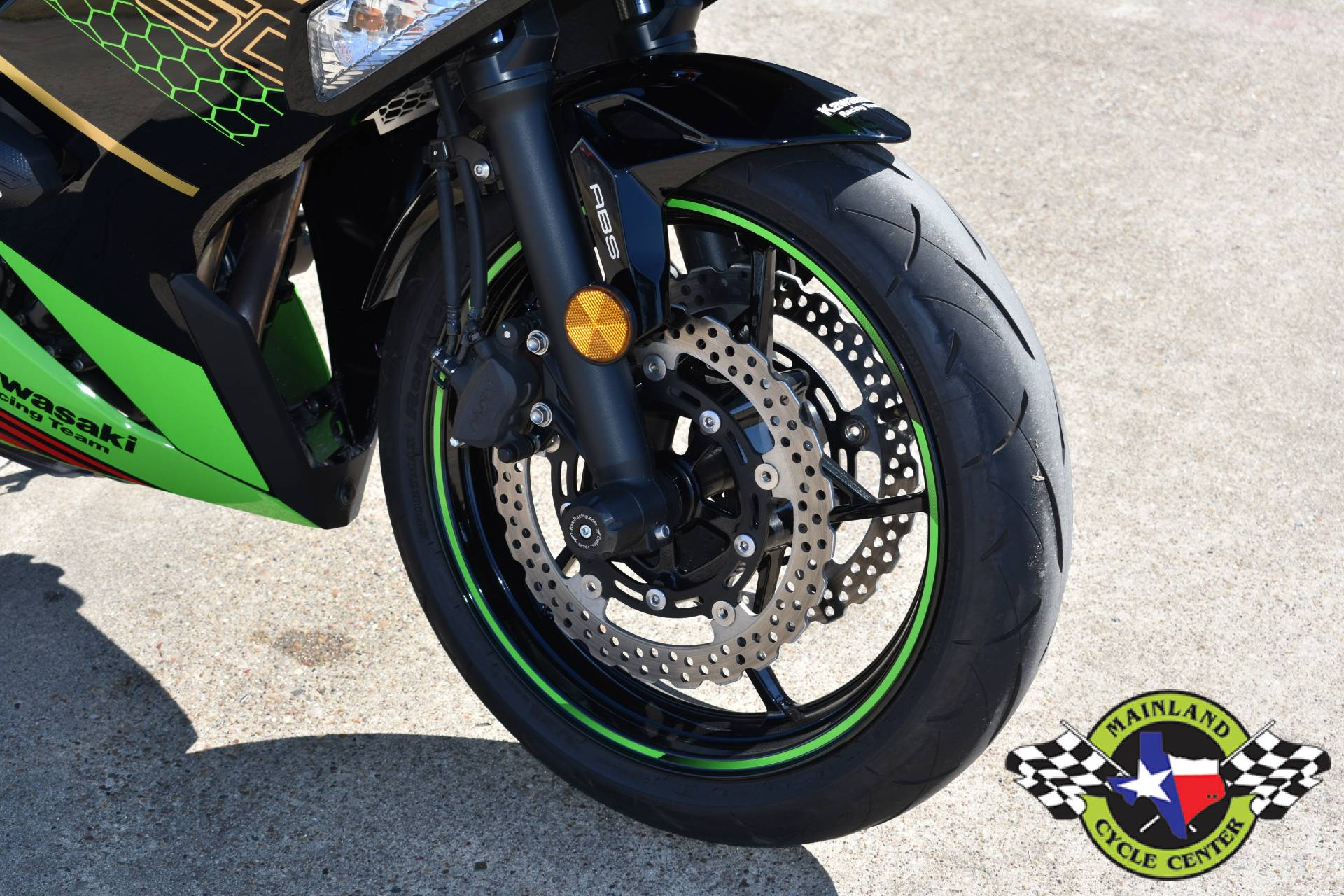 2020 Kawasaki Ninja 650 ABS KRT Edition in La Marque, Texas - Photo 11
