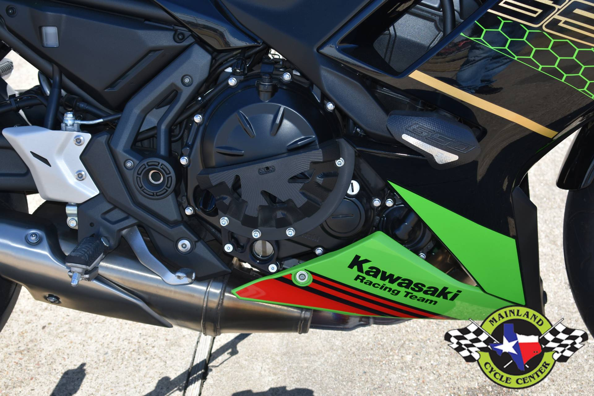 2020 Kawasaki Ninja 650 ABS KRT Edition in La Marque, Texas - Photo 13