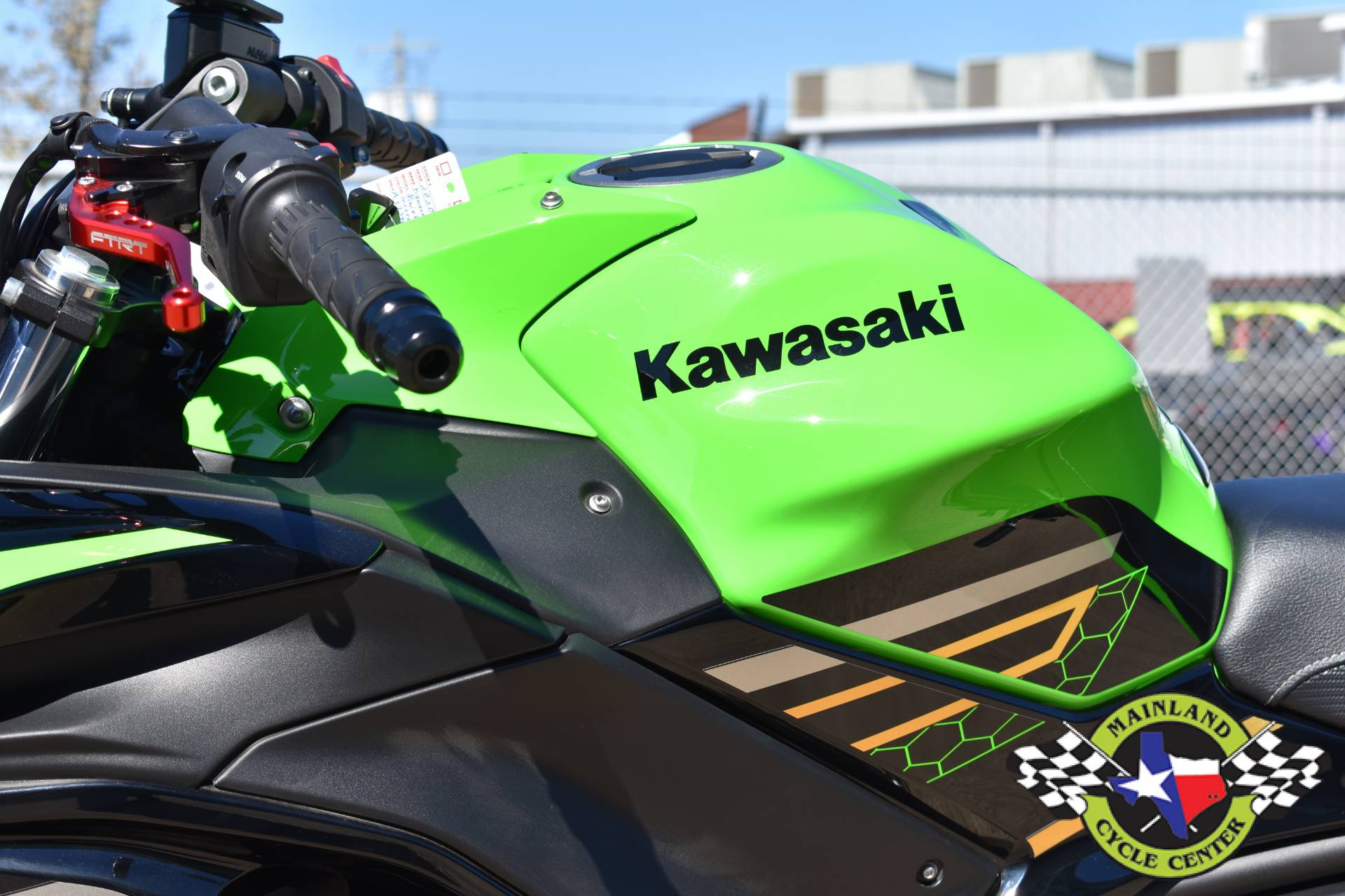 2020 Kawasaki Ninja 650 ABS KRT Edition in La Marque, Texas - Photo 19