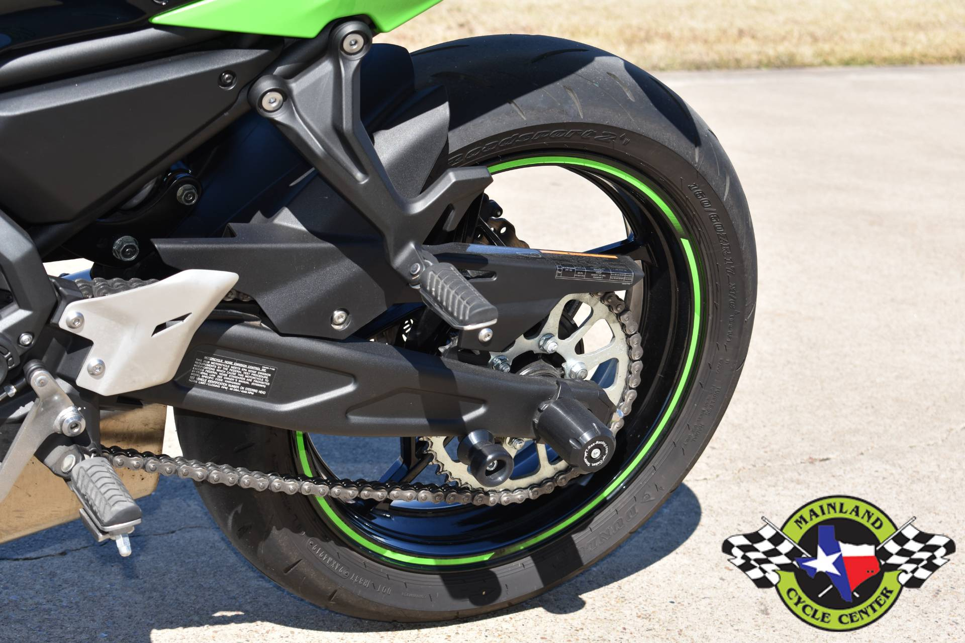 2020 Kawasaki Ninja 650 ABS KRT Edition in La Marque, Texas - Photo 21