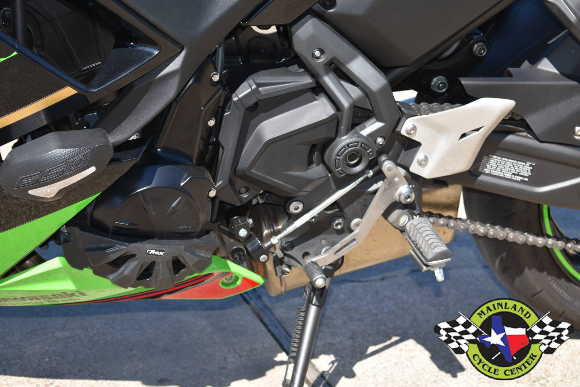 2020 Kawasaki Ninja 650 ABS KRT Edition in La Marque, Texas - Photo 22