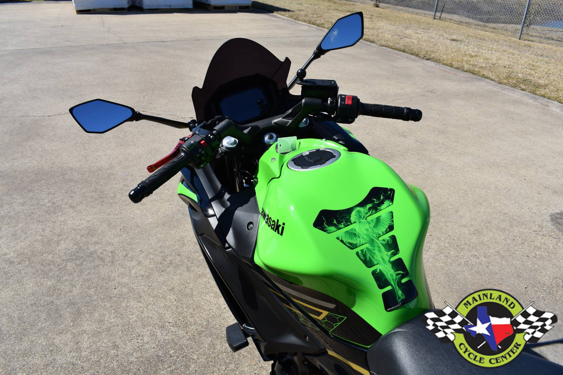 2020 Kawasaki Ninja 650 ABS KRT Edition in La Marque, Texas - Photo 25