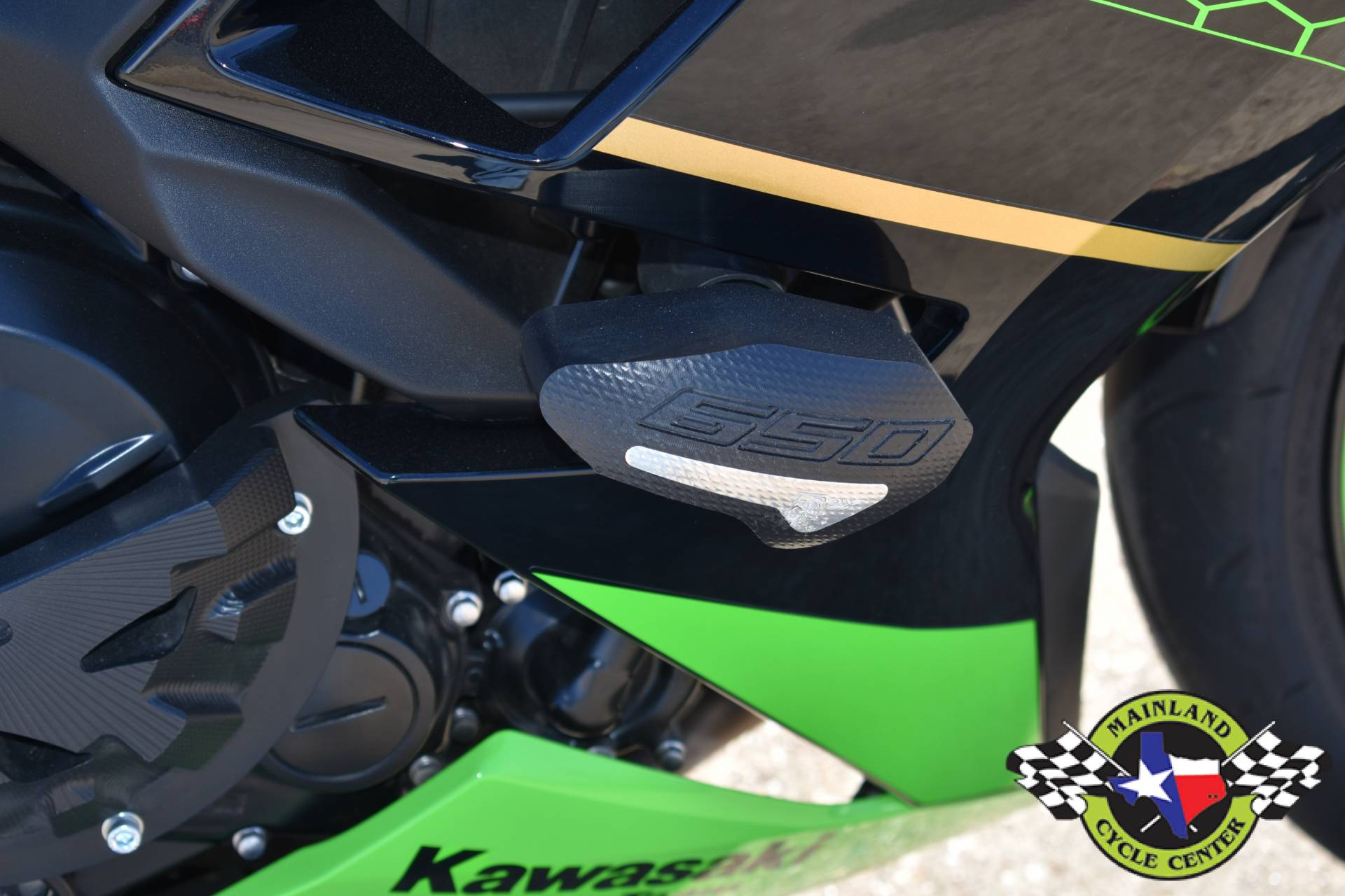 2020 Kawasaki Ninja 650 ABS KRT Edition in La Marque, Texas - Photo 33