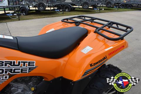 2020 Kawasaki Brute Force 750 4x4i EPS in La Marque, Texas - Photo 17