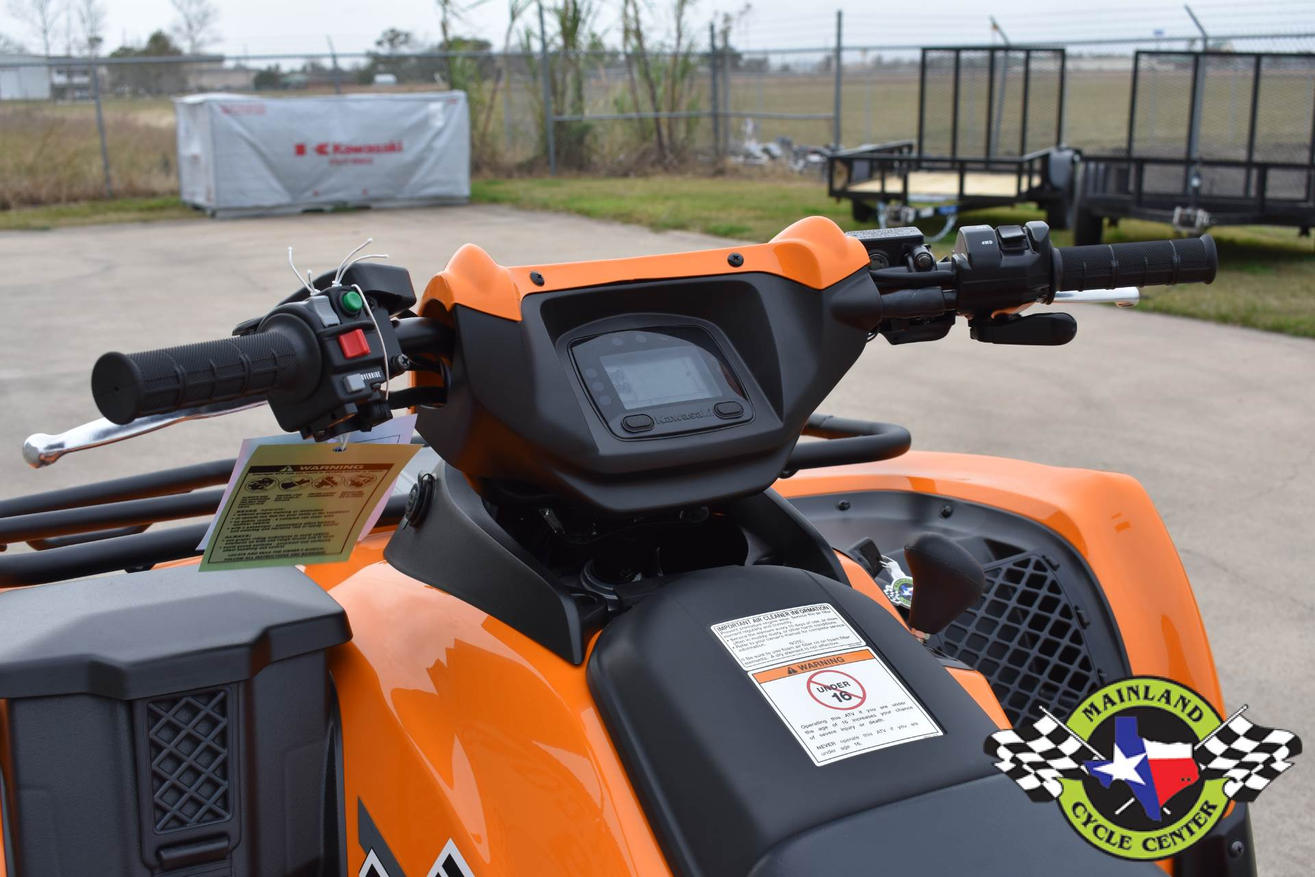 2020 Kawasaki Brute Force 750 4x4i EPS in La Marque, Texas - Photo 18
