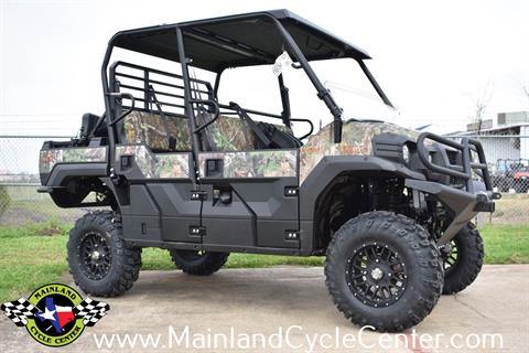 2019 Kawasaki Mule PRO-FXT EPS Camo in La Marque, Texas - Photo 4