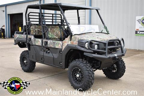 2019 Kawasaki Mule PRO-FXT EPS Camo in La Marque, Texas - Photo 9
