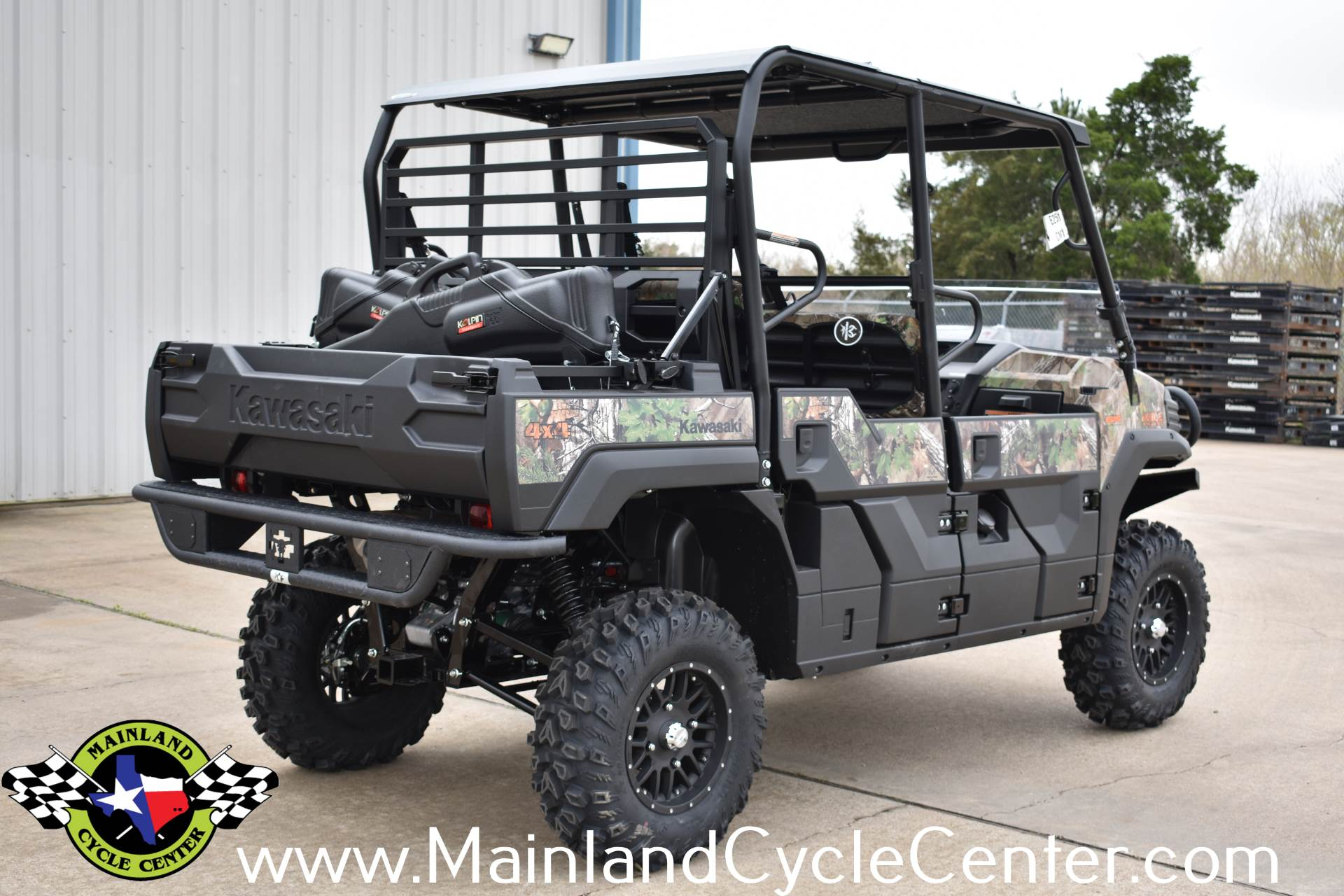 2019 Kawasaki Mule PRO-FXT EPS Camo in La Marque, Texas - Photo 10