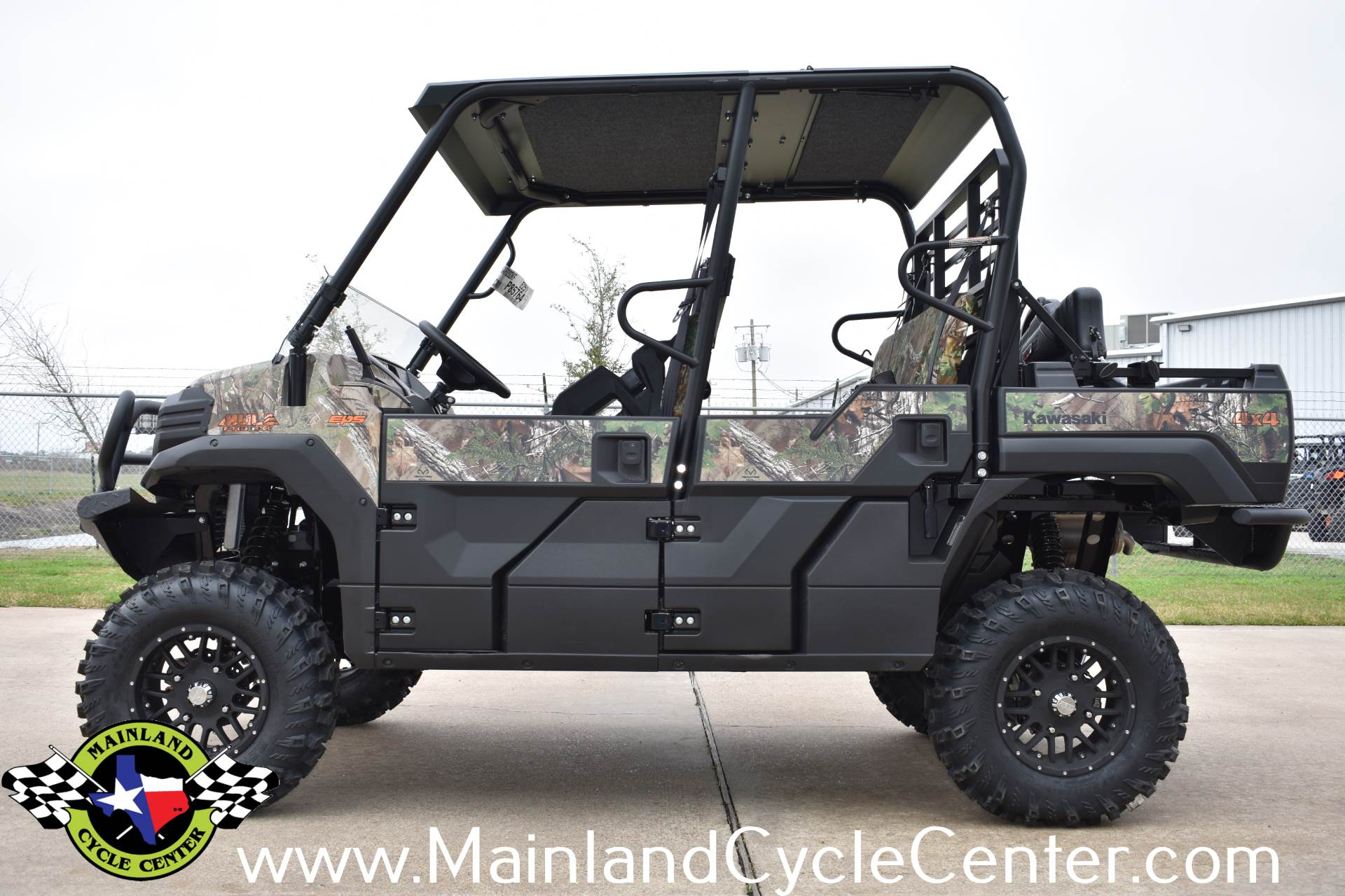 2019 Kawasaki Mule PRO-FXT EPS Camo in La Marque, Texas - Photo 11