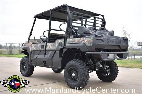 2019 Kawasaki Mule PRO-FXT EPS Camo in La Marque, Texas - Photo 13