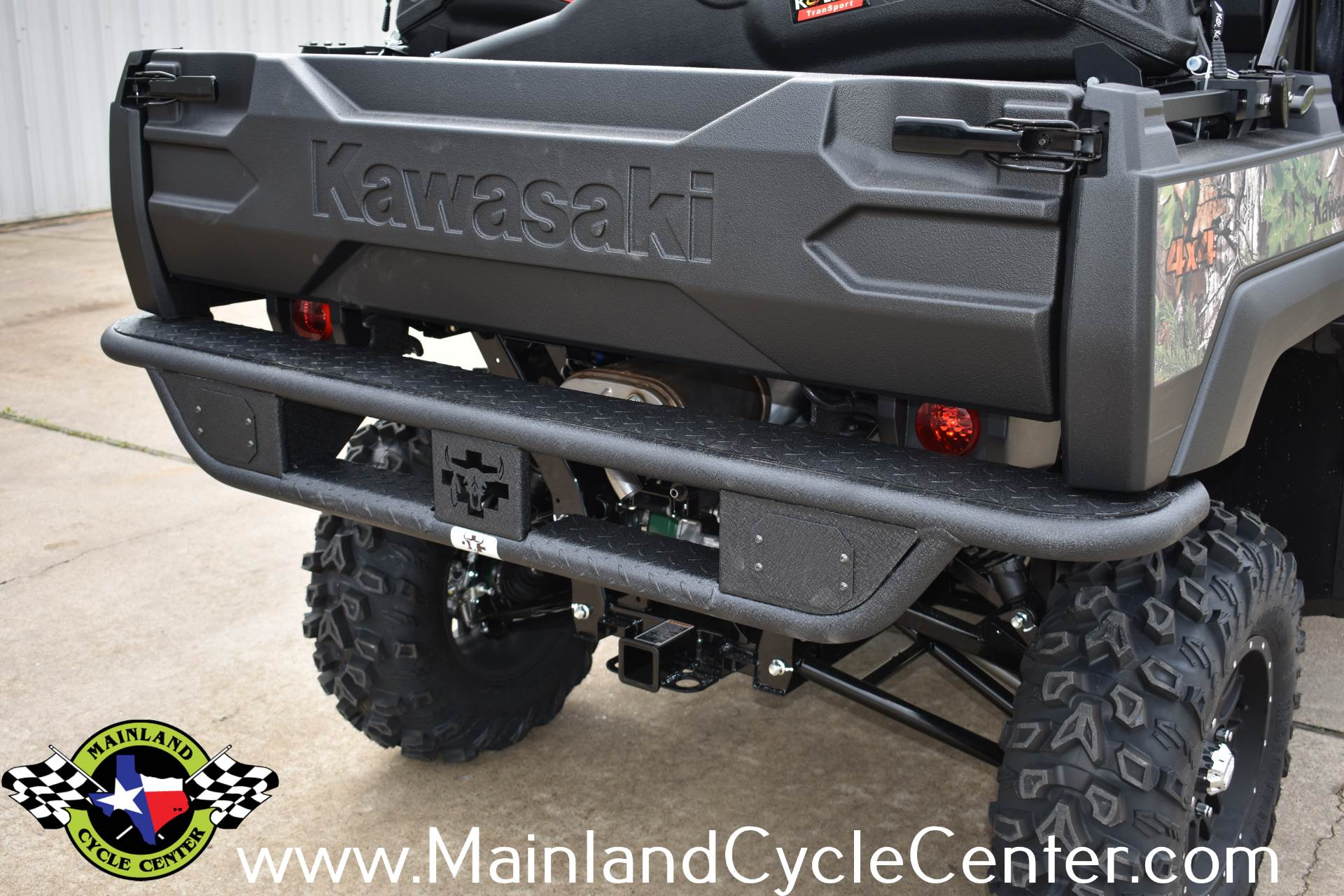 2019 Kawasaki Mule PRO-FXT EPS Camo in La Marque, Texas - Photo 20