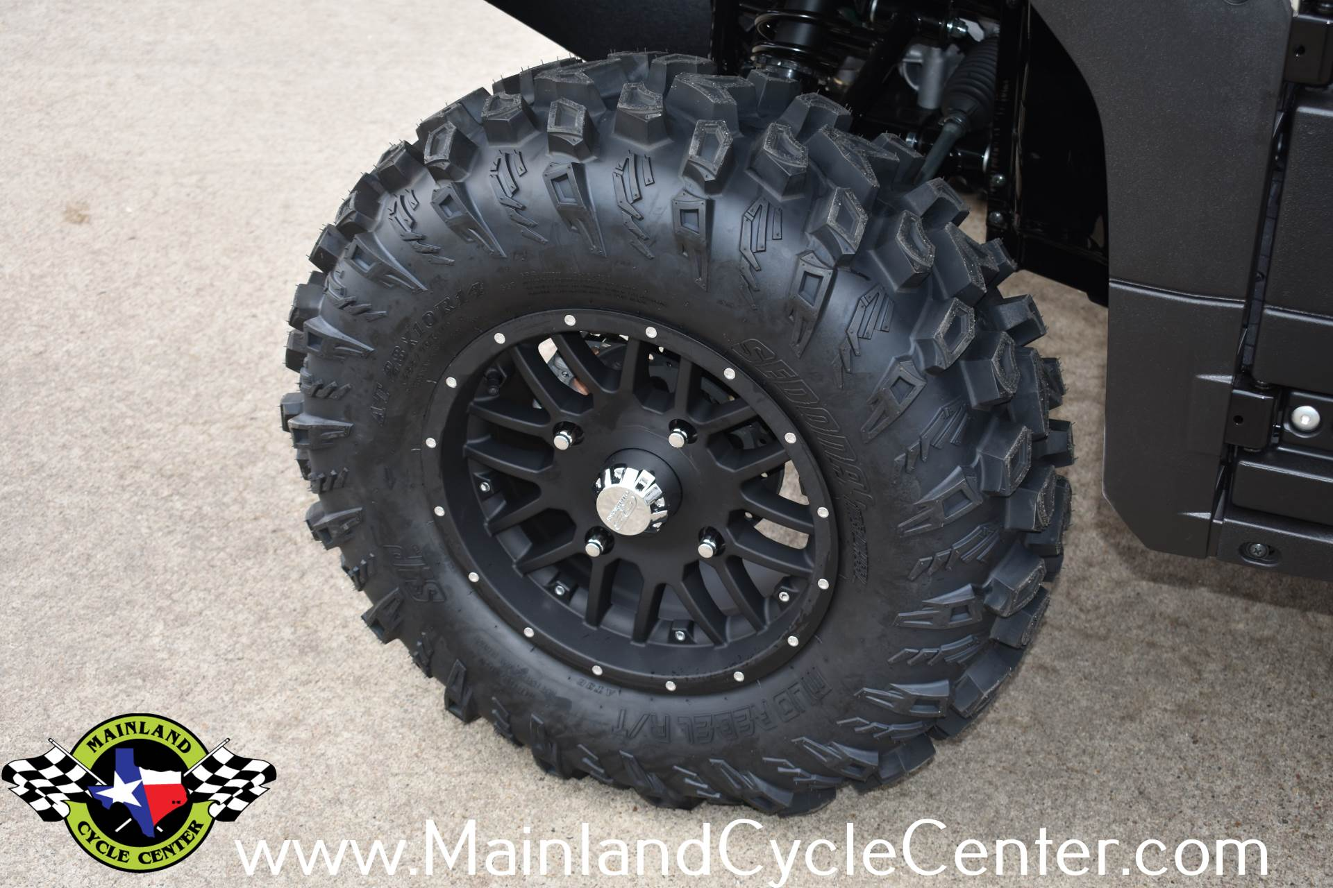 2019 Kawasaki Mule PRO-FXT EPS Camo in La Marque, Texas - Photo 27