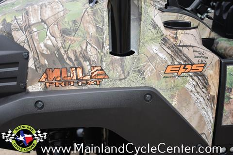 2019 Kawasaki Mule PRO-FXT EPS Camo in La Marque, Texas - Photo 36