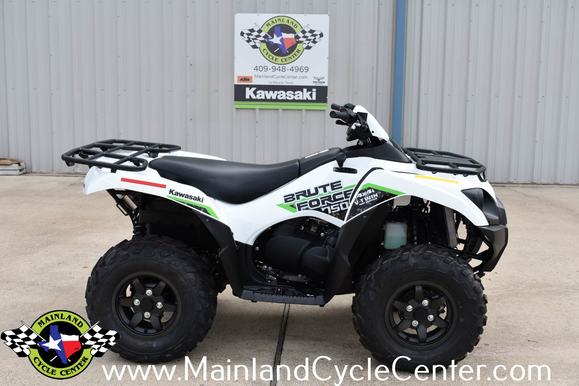 2019 Kawasaki Brute Force 750 4x4i EPS for sale 3281