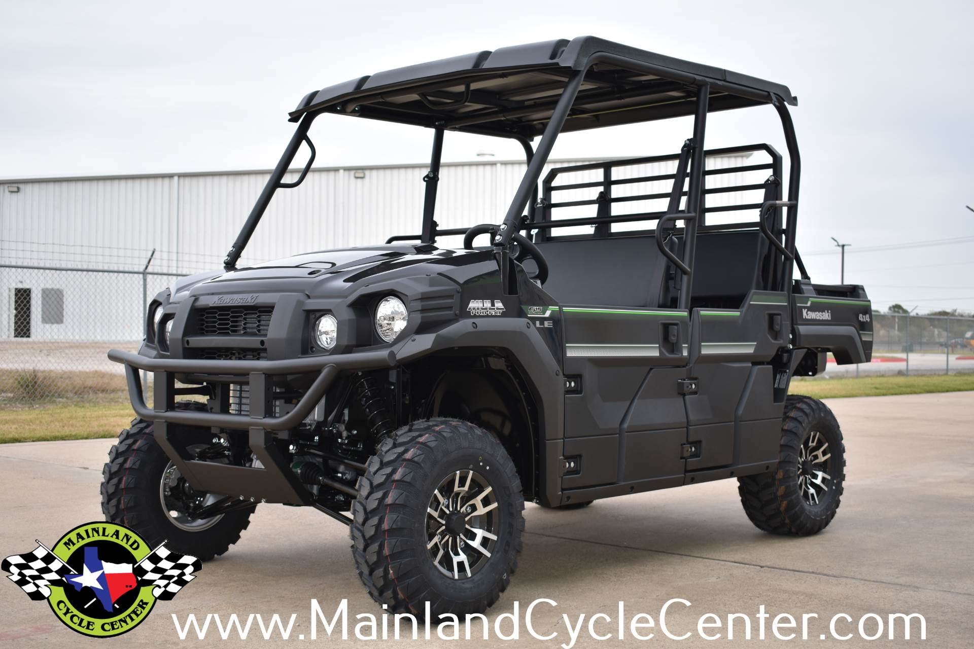 2019 Kawasaki Mule PRO-FXT EPS LE for sale 135