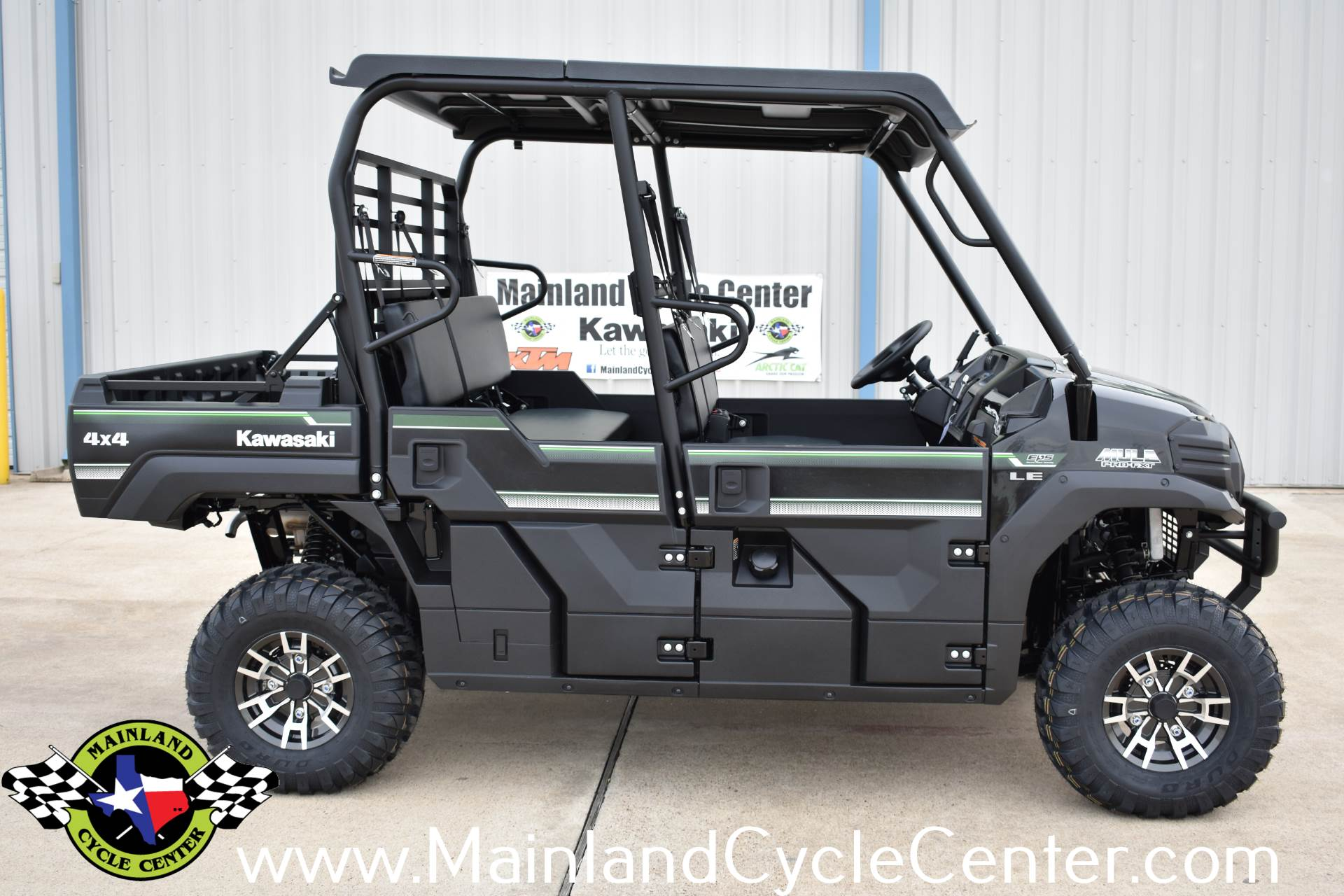 2019 Kawasaki Mule PRO-FXT EPS LE for sale 470